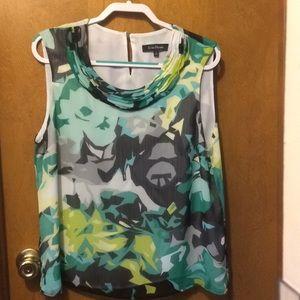 Evan Picone Ladies 16 blouse